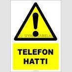 EF2969 - Dikkat! Telefon Hattı