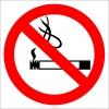 EF2862 - Sigara İçmek Yasaktır İşareti