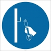 PF1004 - El Aletlerini Yerine Koy İşareti/Levhası/Etiketi