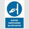 PF1060 - Elektrik Kesintilerinde Şalteri Kapatın