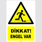 PF1076 - Dikkat! Engel Var