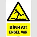 PF1077 - Dikkat! Engel Var
