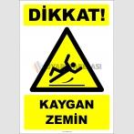 PF1083 - Dikkat! Kaygan Zemin