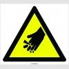PF1085 - Dikkat! El Kesilme/YaralanmaTehlikesi İşareti