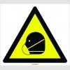 PF1110 - Dikkat! Solunum Koruma İkaz İşareti