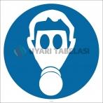 PF1127 - Maske Kullan İşareti/Levhası/Etiketi
