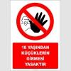 PF1168 - 18 Yaşından Küçüklerin Girmesi Yasaktır
