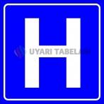 PF1453 - Hastane Trafik Levhası