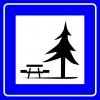 PF1472 - Piknik Yeri Trafik Levhası