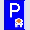 PF1521 - Tehlikeli Madde Taşıyan Araç Park Yeri Levhası