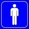 PF1587 - Erkek WC (Tuvalet)