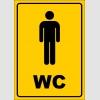 PF1608 - Erkek Tuvalet (WC)