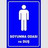 PF1652 - Erkek Soyunma Odası ve Duş