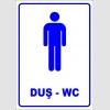 PF1697 - Erkek Duş ve WC