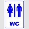 PF1721 - Kadın Erkek Tuvaletler (WC)