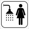 PF1743 - Kadın Duş
