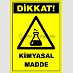 PF1758 - Dikkat! Kimyasal Madde