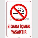 PF1759 - Sigara içmek yasaktır