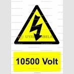 E 1103 - 10500 volt