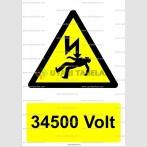 E 1127 - 34500 volt