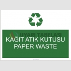 A1171 - Kağıt atık kutusu, paper waste