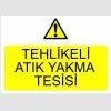 A1045 - Tehlikeli Atık Yakma Tesisi