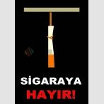 AT 1054 - Sigaraya Hayır