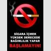 AT1057 - Sigara İçmek Yüksek Derecede Bağımlılık Yapar, Başlamayın