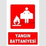 AT 1158 - Yangın Battaniyesi