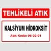 A060201 - Kalsiyum hidroksit