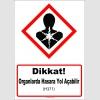 GHS1053 - Dikkat, Organlarda hasara yol açabilir (H371)