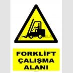 AT 1244 - Forklift Çalışma Alanı