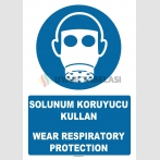 AT 1358 - Solunum Koruyucu Kullan, Wear Respiratory Protection