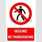 AT1404 - Geçilmez-No Thoroughfare