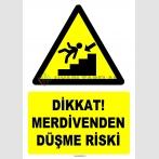 YT7528 - Dikkat merdivenden düşme riski