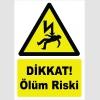YT7538 - Dikkat ölüm riski - elektrik