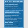 YT7660 - Tehlikeli Atık Geçici Depolama Sahası Talimatı