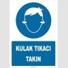 YT7828 - Kulak tıkacı takın