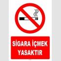 ZY1293 - Sigara içmek yasaktır