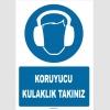 ZY1333 - Koruyucu kulaklık takınız