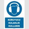 ZY1336 - Koruyucu kulaklık kullanın