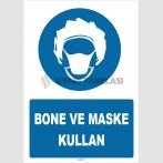 ZY1479 - Bone ve Maske Kullan