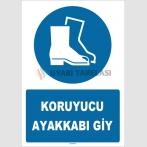 ZY1516 - Koruyucu Ayakkabı Giy