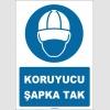 ZY1737 - Koruyucu Şapka Tak
