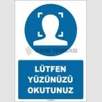 ZY1768 - Lütfen Yüzünüzü Okutunuz