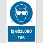 ZY1779 - İş Gözlüğü Tak