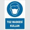 ZY1812 - Toz Maskesi Kullan