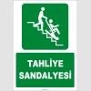 ZY2069 - ISO 7010 Tahliye Sandalyesi