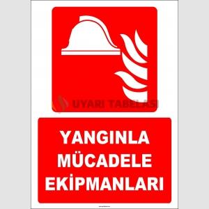 ZY2178 - ISO 7010 Yangınla Mücadele Ekipmanları