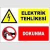 ZY2279 - Elektrik Tehlikesi, Dokunma
